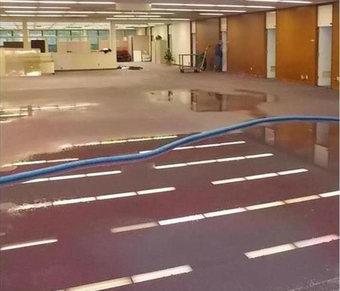Commercial Water Damage and Quality Methodologies Before