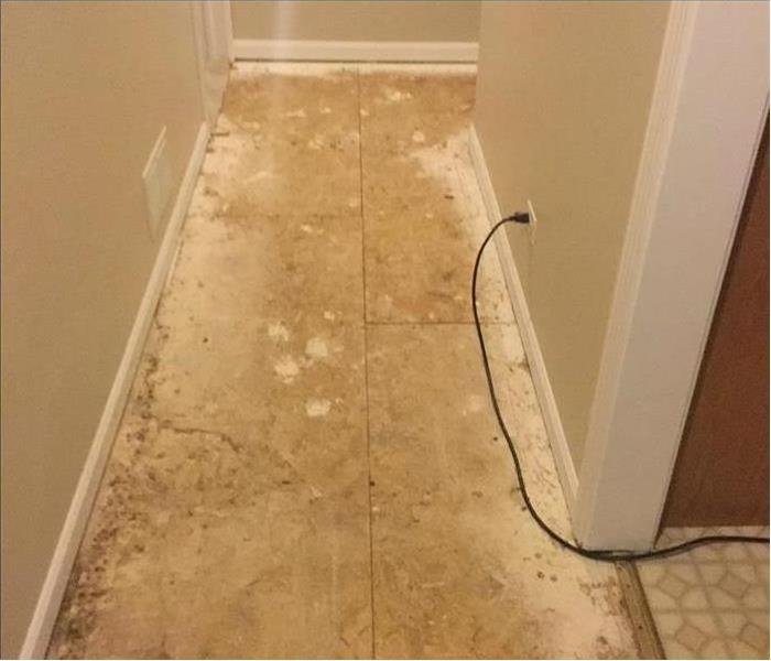 Water Leak, Damage, and Restoration in Columbus After