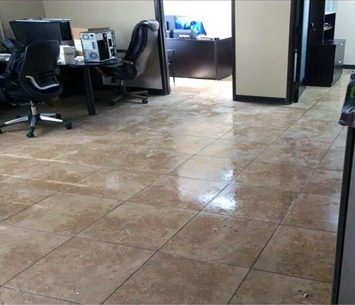 Commercial Water Damage Restoration In Pickerington