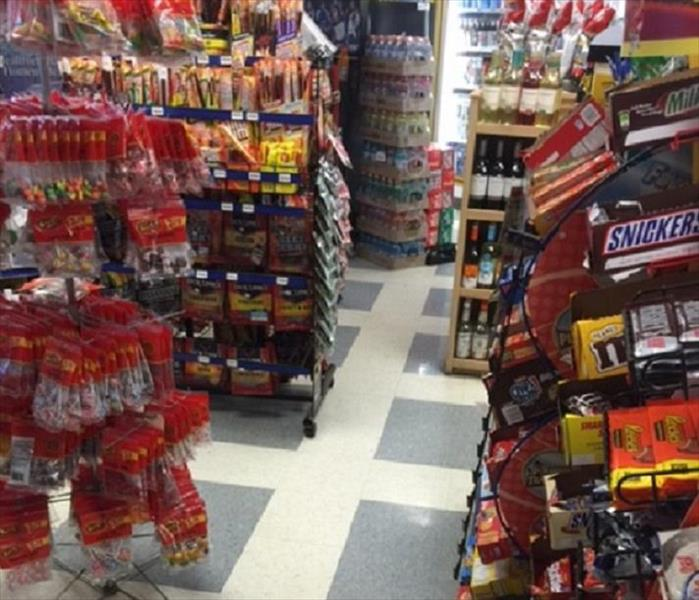 Convenience Store in Columbus Is Reopened for Business