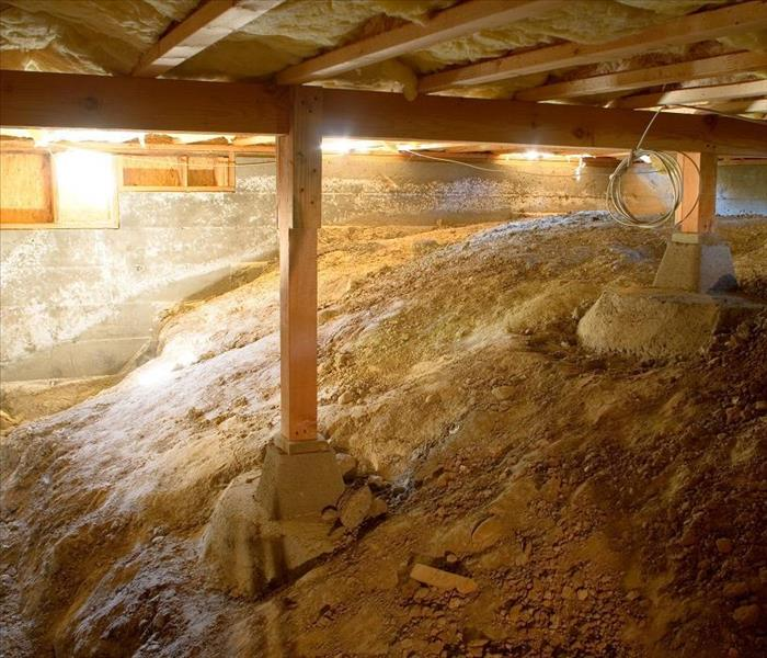 Water Damage Water Removal from Your Crawlspace in Columbus