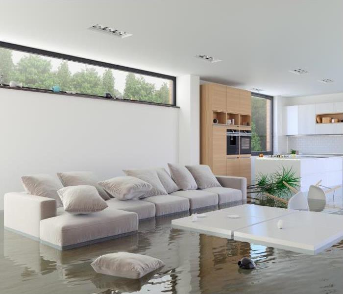 Storm Damage How The Experts At SERVPRO Can Restore Your Flood Damaged Home In Columbus