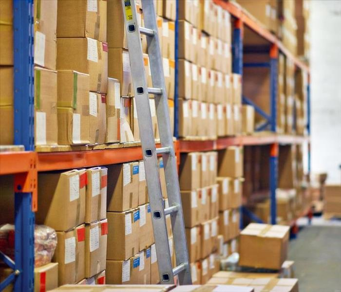Commercial Tips to Keep in Mind for Warehouses with Water Damage in Columbus