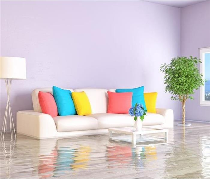 Water Damage Carrying Out Effective Water Cleanup in the Columbus Area