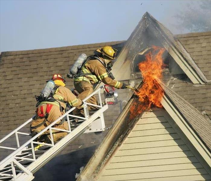 Fire Damage Water Removal is an Important Part of Fire Damage Restoration to Your Columbus Home