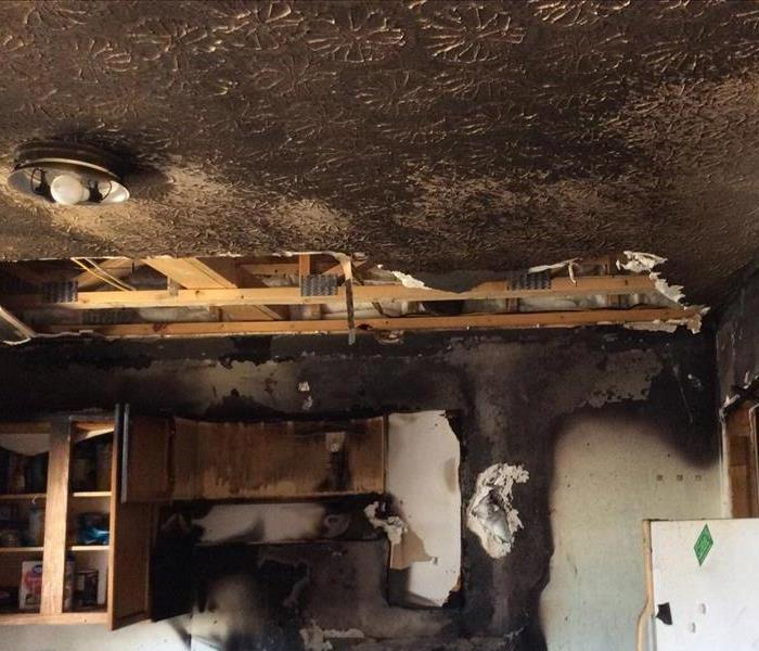 Fire Damage Use Professional Restoration Services to Recover From a Housefire in Columbus
