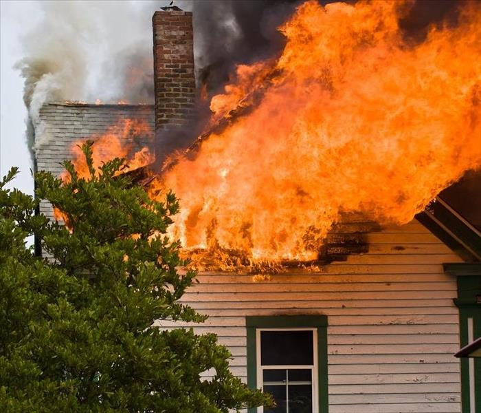 Fire Damage Providing Expert Fire Damage Restoration Services and Building Relationships in Columbus