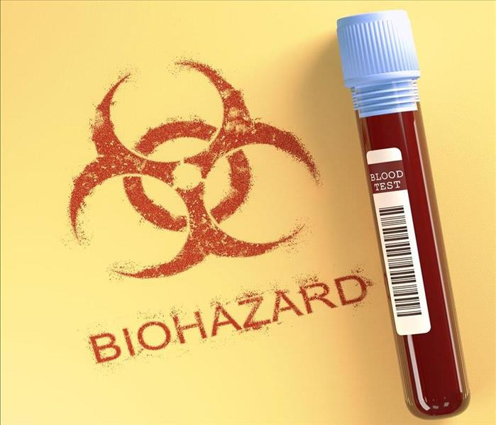 Biohazard Blood Cleanup and Sanitizing