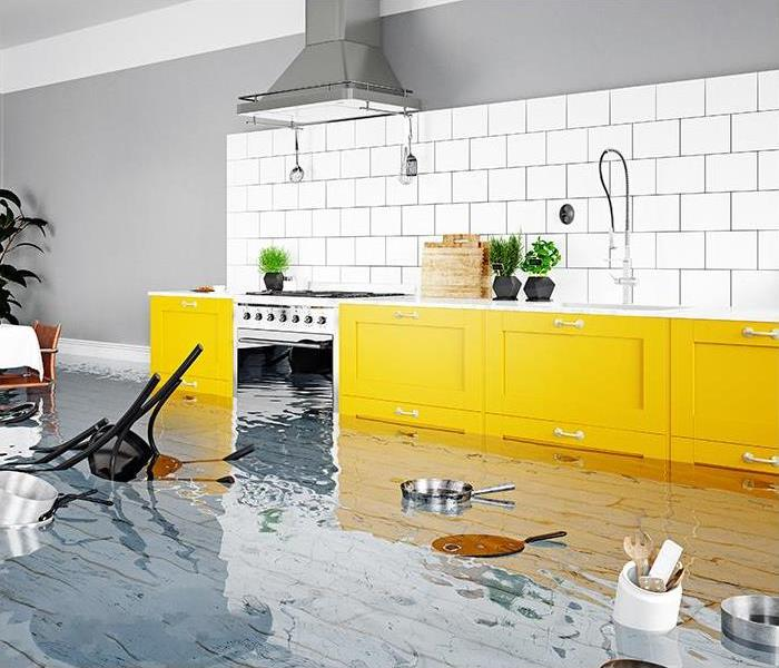 Storm Damage After A Flood In Your Columbus Home, Call Our Crew Of Professionals For Help!